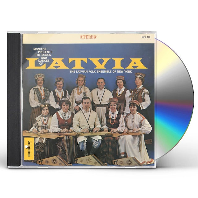 Latvian Folk Ensemble of New York