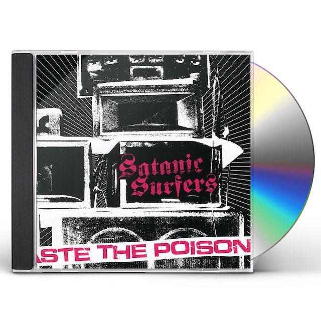 Satanic Surfers TASTE THE POISON CD