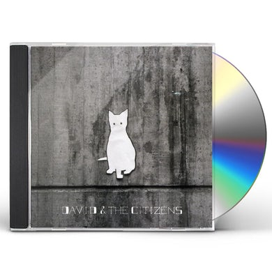David & The Citizens ARE YOU IN MY BLOOD? CD