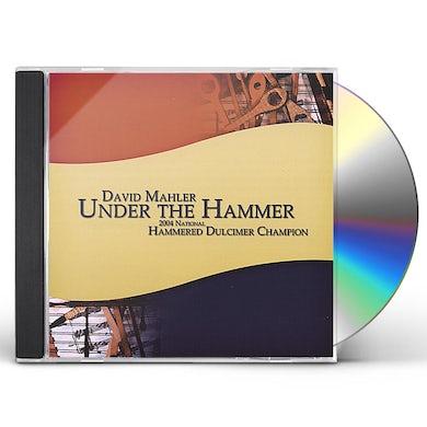 David Mahler UNDER THE HAMMER CD