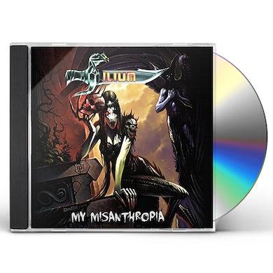 Ilium MY MISANTHROPIA CD