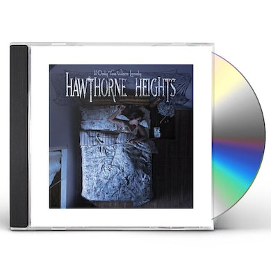 Hawthorne Heights IF ONLY YOU WERE LONELY (ALTERNATE COVER) CD