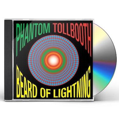 Phantom Tollbooth BEARD OF LIGHTNING CD