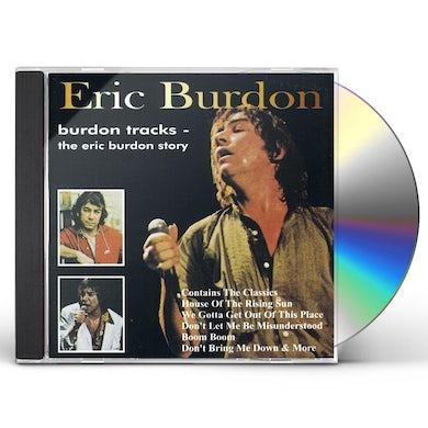 Eric Burdon / The Animals BURDON TRACKS CD