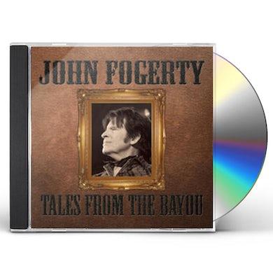 John Fogerty TALES FROM THE BAYOU CD