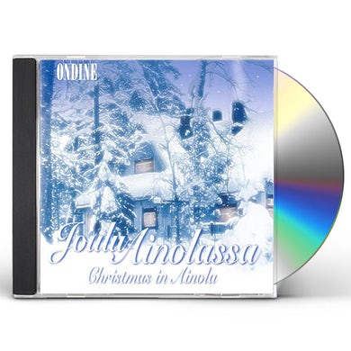 Sibelius CHRISTMAS IN AINOLA CD