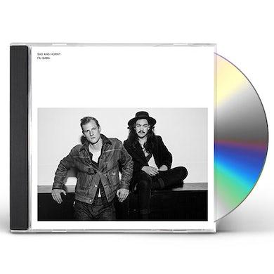 SAD & HORNY CD