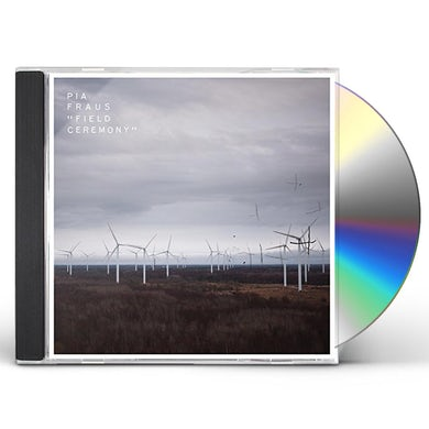 Pia Fraus FIELD CEREMONY CD