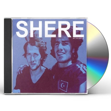 Shere NOT LOS ANGELES CD