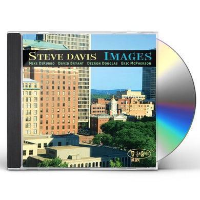 Steve Davis IMAGES THE HARFORD SUITE CD