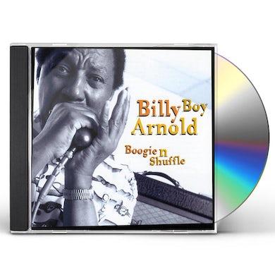 Billy Boy Arnold BOOGIE N SHUFFLE CD