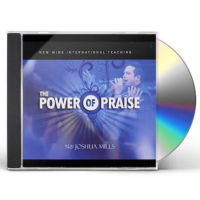 Joshua Mills POWER OF PRAISE CD