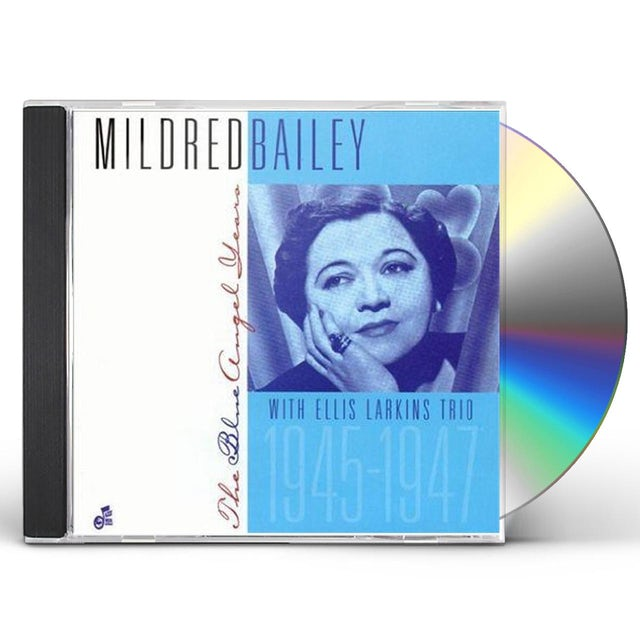 Mildred Bailey BLUE ANGEL YEARS CD