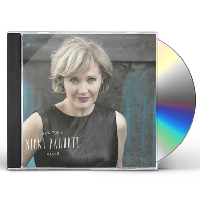 Nicki Parrott FROM NEW YORK TO PARIS CD