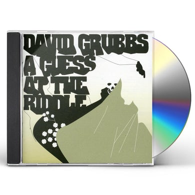 David Grubbs GUESS AT THE RIDDLE CD