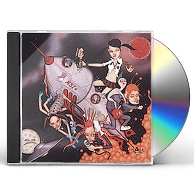 Mindless Self Indulgence YOU'LL REBEL TO ANYTHING CD