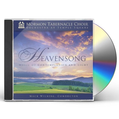 Mormon Tabernacle Choir HEAVENSONG: MUSIC OF CONTEMPLATION & LIGHT CD