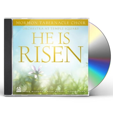 Mormon Tabernacle Choir HE IS RISEN CD