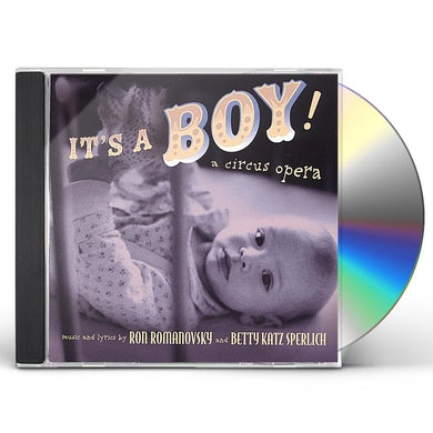 Ron Romanovsky IT'S A BOY! (A CIRCUS OPERA) CD