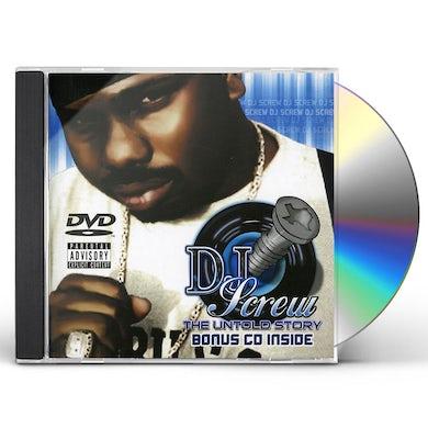 DJ Screw UNTOLD STORY CD