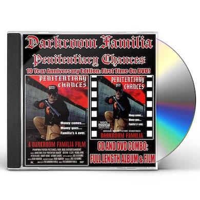 DarkRoom Familia PENITENTIARY CHANCES CD