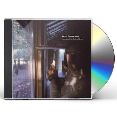 Machinefabriek SECRET PHOTOGRAPHS CD