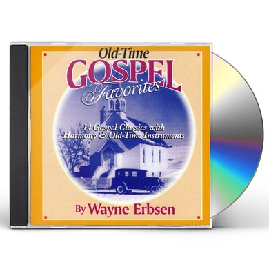 Wayne Erbsen OLD TIME GOSPEL SONGBOOK CD
