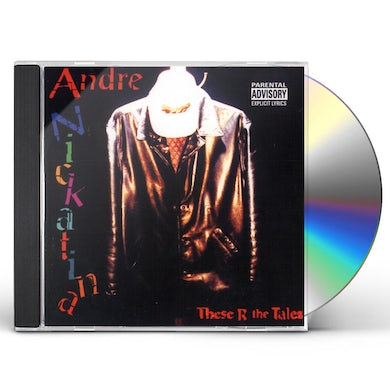 Andre Nickatina THESE R THE TALES CD
