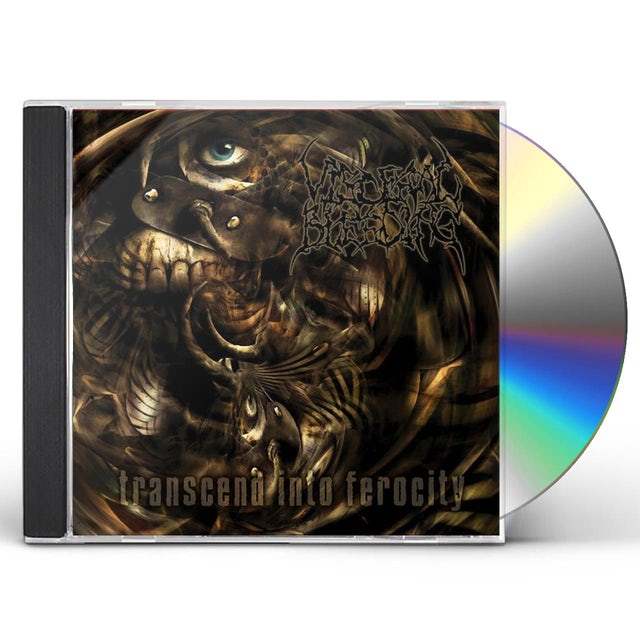 Visceral Bleeding TRANSCEND INTO FEROCITY CD