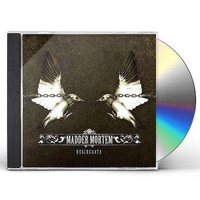 Madder Mortem DESIDERATA CD