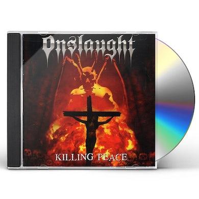 Onslaught KILLING PEACE CD