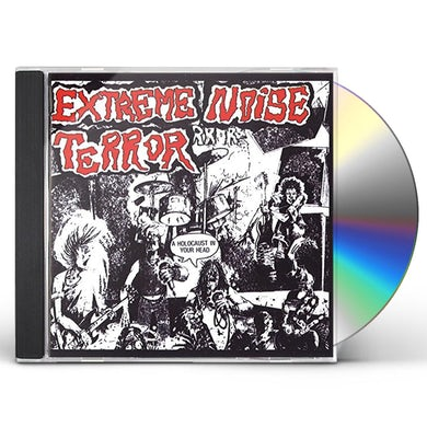Extreme Noise Terror HOLOCAUST IN YOUR HEAD CD