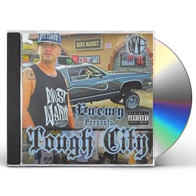 Enemy TOUGH CITY CD