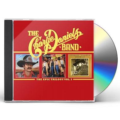 Charlie Daniels EPIC TRILOGY 3 CD