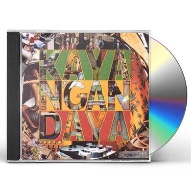 Gilberto Gil KAYA N'GAN DAYA CD
