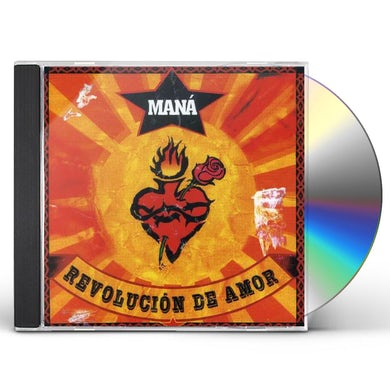Mana REVOLUCION DE AMOR CD