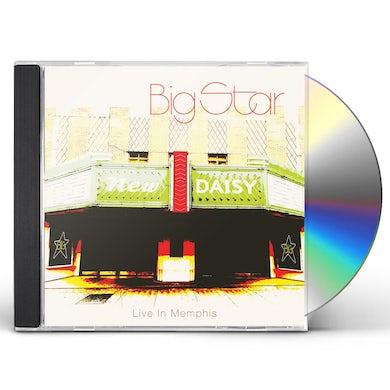 Big Star  LIVE IN MEMPHIS CD