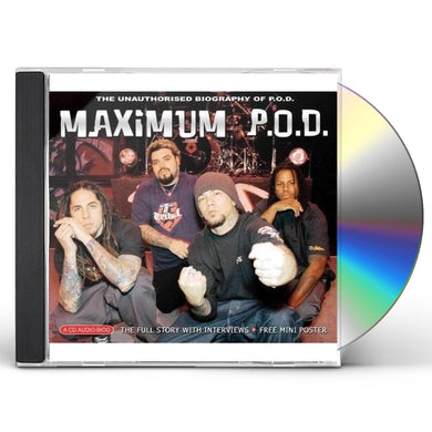 MAXIMUM P.O.D. CD