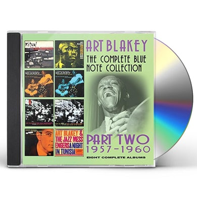 Art Blakey COMPLETE BLUE NOTE COLLECTION: 1957-1960 CD