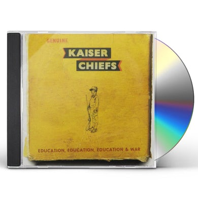 Kaiser Chiefs EDUCATION EDUCATION EDUCAT CD