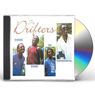 Drifters SOME KIND OF WONDERFUL CD