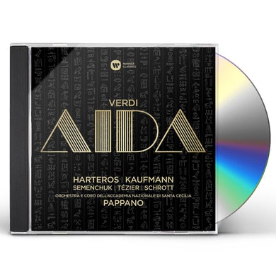 Antonio Pappano AIDA CD