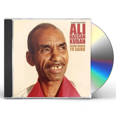From Nubia To Cairo CD