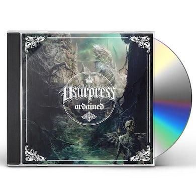 Usurpress ORDAINED CD