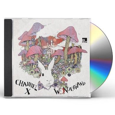 Channel X WONDERLAND CD