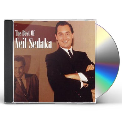 Neil Sedaka BEST OF CD