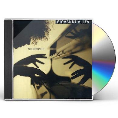 Giovanni Allevi NO CONCEPT CD
