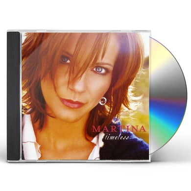 Martina Mcbride TIMELESS CD