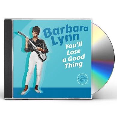 Barbara Lynn YOU'LL LOSE A GOOD THING CD