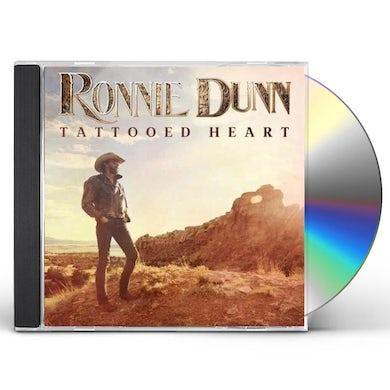 Ronnie Dunn TATTOOED HEART CD